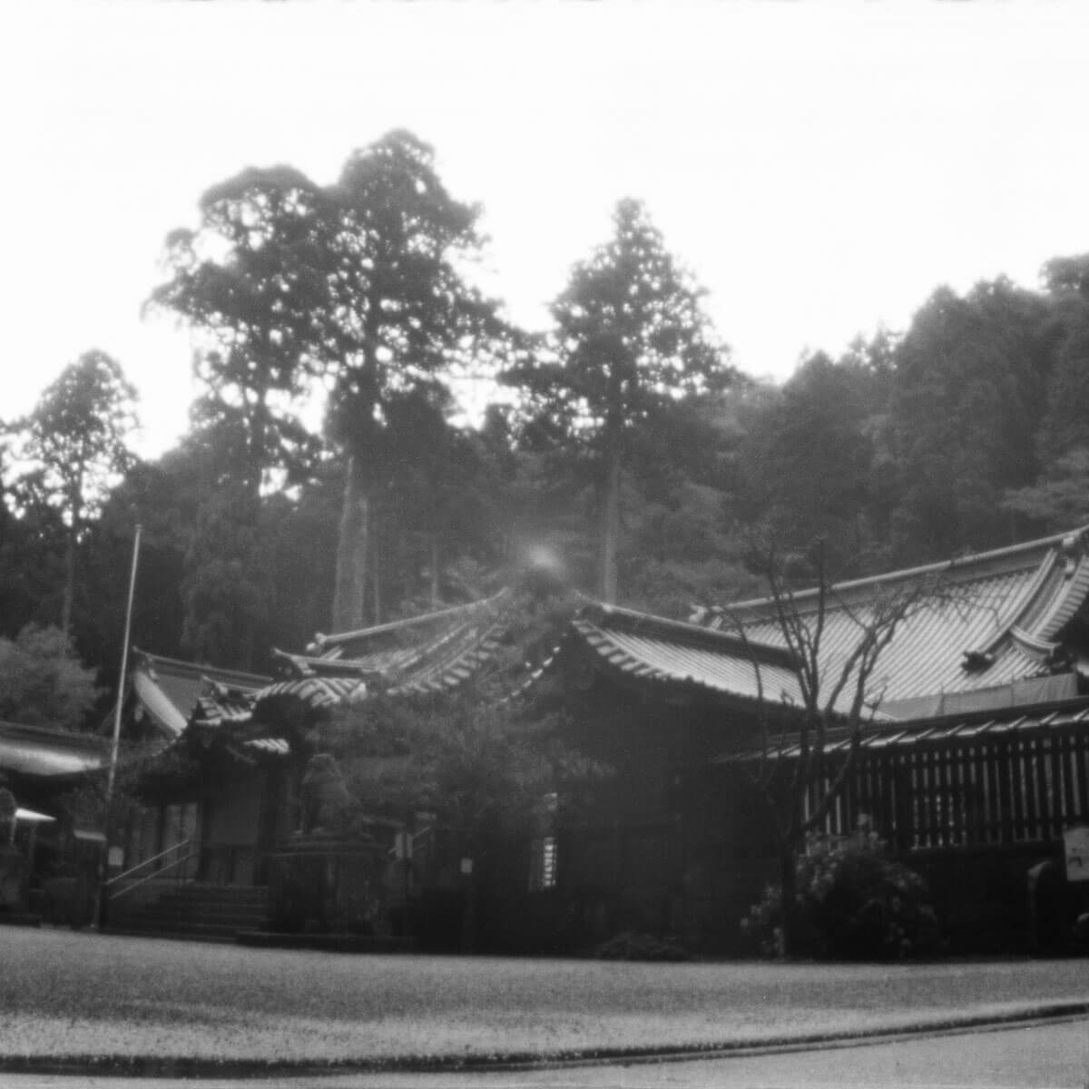 Japan - Ilford FP4 125 iso - Pinhole Photography - 2018 - 5