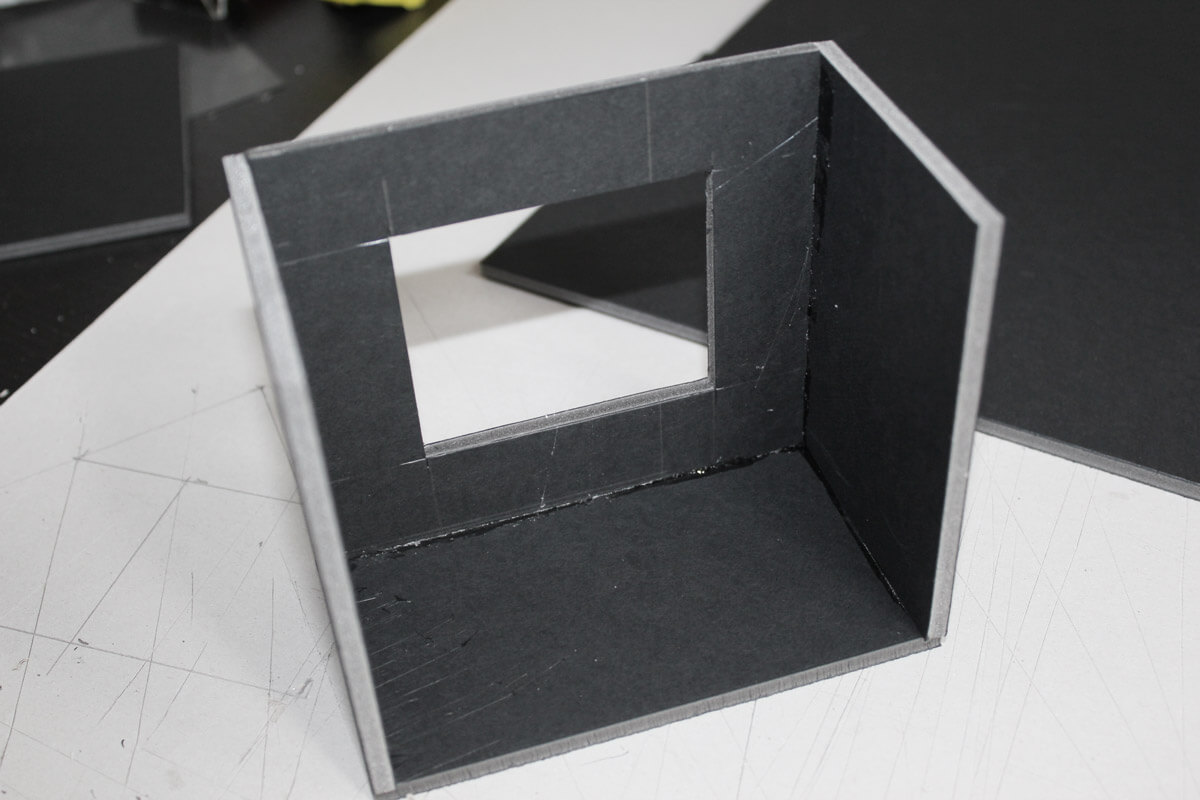 How to build Pinhole Camera - Step 6